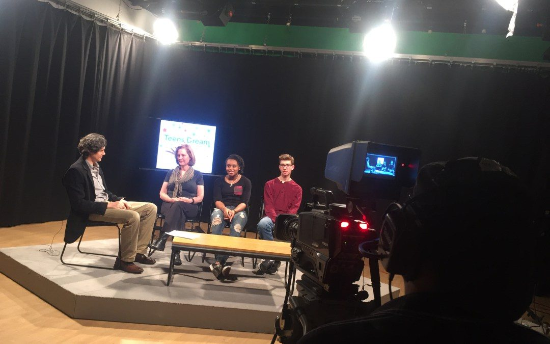 Arlington Independent Media Youth Program on Teens Dream