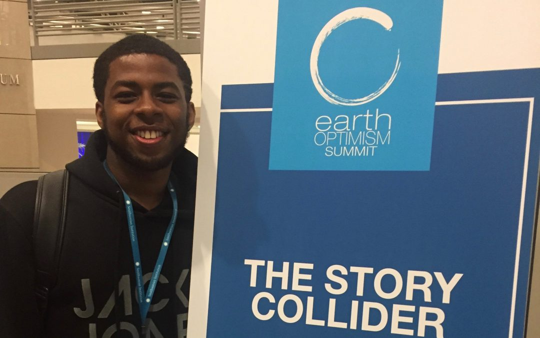 Teens Dream Grand Prize Winner JAYO asked to perform at Earth Optimism Summit