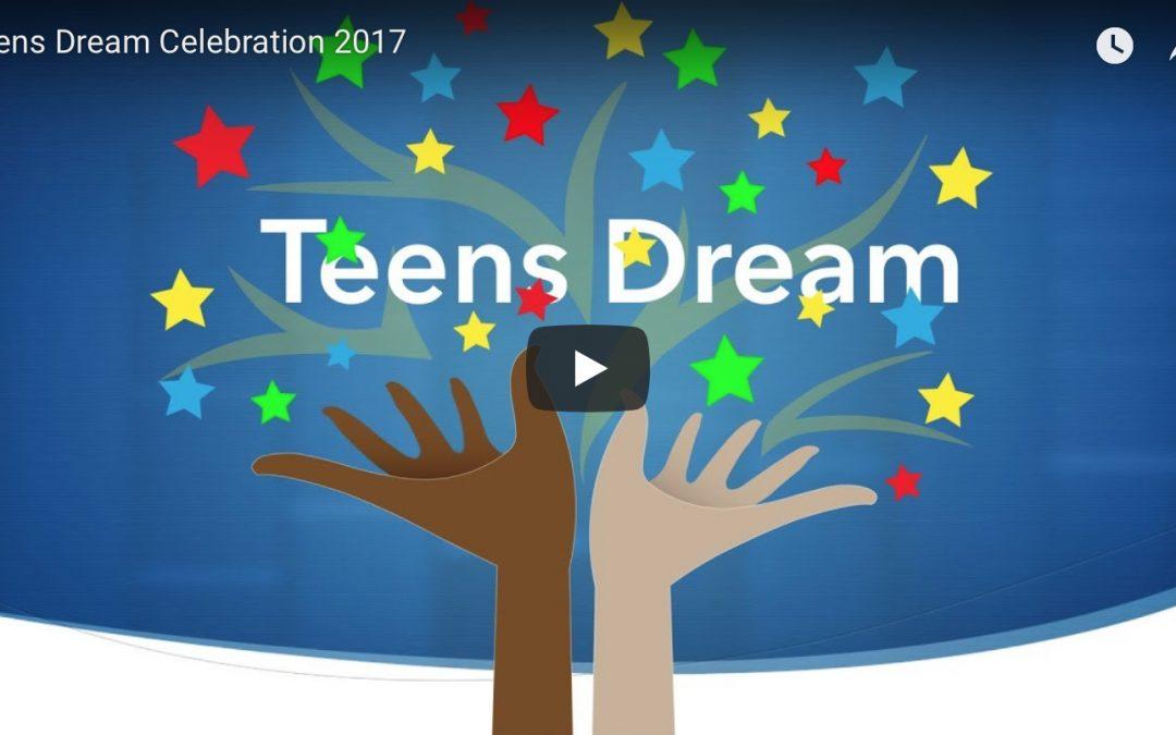 Teens Dream Celebration 2017 Captured by Live Stream Here!