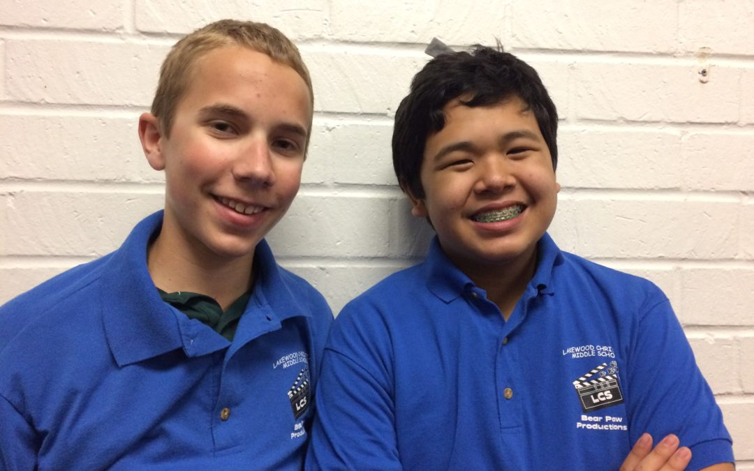 Matthew and Ethan reflect on their Teens Dream Submission on Poverty