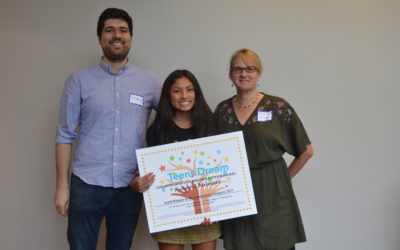 Teens Dream Winner to Launch Mental Health Dream Hub!