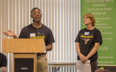 Teens Dream Winner advocates for SDG #10 — Reduced Inequality
